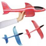 Метательный самолет-планер (25 / 48 см.)