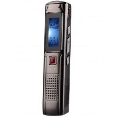 Ультрапортативный цифровой диктофон + MP3-плеер GH-809