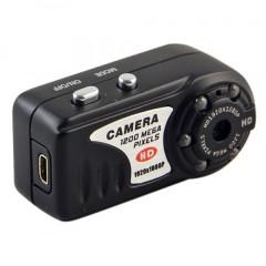 Мини видеокамера Mini DV T8000 (HD 1080р видео) с ИК подсветкой
