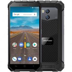 """Защищенный смартфон 5,5"""" Ulefone Armor X (2 ГБ + 16 ГБ / 2 SIM 4G / IP68 / Face ID / 5500 mAh / Беспроводная зарядка / NFC)"""