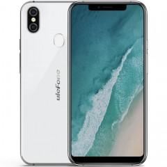 "Смартфон 5.85"" Ulefone X (4 ГБ + 64 ГБ / 2 SIM / Face ID / Touch ID / Беспроводная зарядка)"