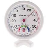 Механический термометр с гигрометром TH108