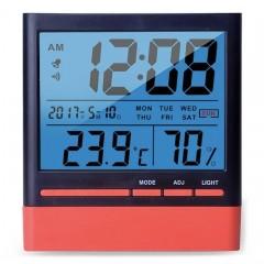 Метеостанция CX-318S (время / дата / температура / влажность / подсветка)