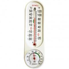 Спиртовой психрометр (термометр + гигрометр) DYWSJ