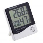 Гигрометр, термометр и часы HTC-1