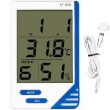 Термометр KT-908 с гигрометром (улица/дом)