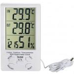 Метеостанция термометр с гигрометром TA298