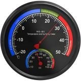 Настенный термометр с гигрометром WS-B3