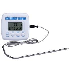 Термометр-таймер TA-238 с выносным щупом