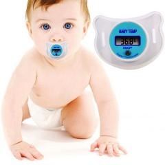 Пустышка-термометр Baby Temp для измерения температуры у младенцев