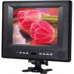 """Портативный мини-телевизор DA-118 10,4"""" с функцией 3D и поддержкой всех форматов"""