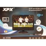 """Цифровой телевизор 10,8"""" XPX EA-1016D DVB-T2"""