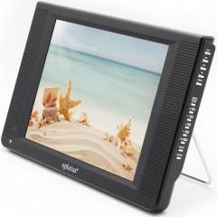 """Переносной цифровой телевизор с ручкой 11"""" Eplutus EP-106T (DVB-T2) (USB / HDMI / SD)"""