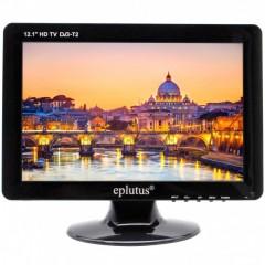 "Цифровой телевизор 12,1"" Eplutus EP-122T DVB-T2 (3D / USB / SD / HDMI / VGA)"