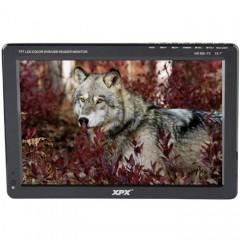 """Телевизор 13"""" XPX EA-138D с АКБ (DVB-T2 / USB / FM)"""
