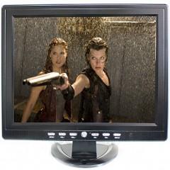 LCD телевизор - монитор LS-168 с TV / Disc / USB / SD / 3D