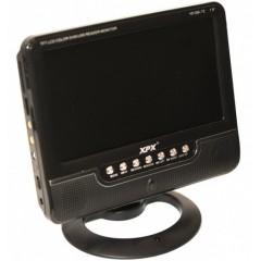 Цифровой телевизор XPX EA-709D с DVB-T2 (FM / USB / TF)
