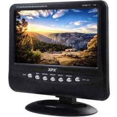 """Цифровой мини-телевизор 7,8"""" XPX EA-707D + DVB-T2 (3D / TV / AV / USB / SD / FM)"""