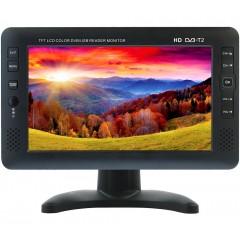 Автомобильный цифровой телевизор 9 дюймов - Eplutus EP-900T с тюнером DVB-T2