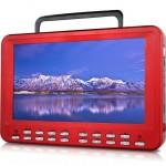 Переносной LCD TV с DVD A&V V-1408 12,1''
