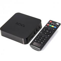 Android-приставка MXQ TV BOX 4x CPU 4x GPU для телевизоров и проекторов