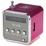 Мобильная аудиоколонка TD-V26