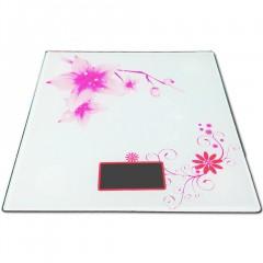 Стильные напольные бытовые весы Bathroom scale (до 180 кг.) для домашнего взвешивания