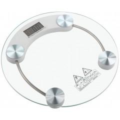 Стильные напольные бытовые весы Scale 2003A (до 180 кг.) для домашнего взвешивания