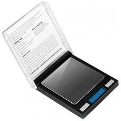Удобные карманные электронные весы Mini Disk MD-100 (0,01-100 гр.)
