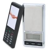 Весы MH-353 в виде телефона (0.01-100 гр.)