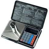 Весы с калькулятором (0,01-100 гр.)