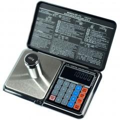Портативные весы DP-01 с калькулятором и температурой (0,01-100 гр.)