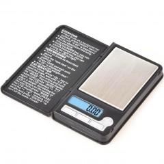 Точные карманные весы Notebook Mini 8038 (0.01-200 гр.)