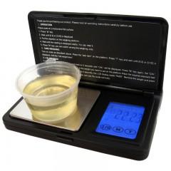 Карманные сенсорные весы ML-E05 (0,01-300 гр.)