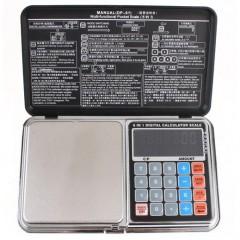 Портативные весы DP-01 со встроенным калькулятором (0,1-500 гр.)