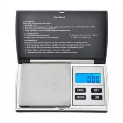 Карманные весы Digital Scale FD-08, максимальный вес 500 гр., точность 0,01 гр.
