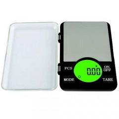 Портативные карманные весы с защитной крышкой MH-696 (0,01-600 гр.)
