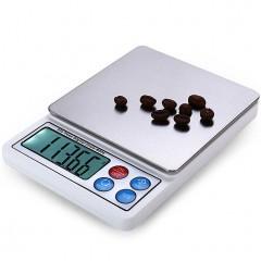 Точные электронные весы с чашей-тарой XY-8006 (0.01-600 гр.)