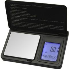Портативные электронные сенсорные весы ML-E05  (0,01-100 гр.)