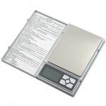 Портативные весы Notebook (0,01-500 гр.)