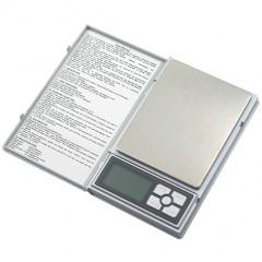 Портативные электронные весы Notebook от 0,01 до 500 гр.