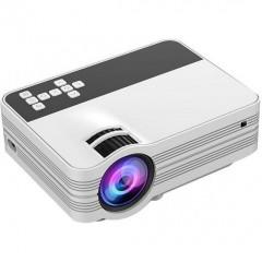 Мини проектор UB11 (1000 люмен) (TV / USB / SD / HDMI / VGA)