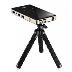 Проектор в карман - DLP P09 (1500 люмен / Android / Bluetooth / WI-FI / USB / SD)