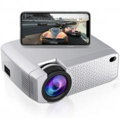 Смарт проектор D40W (2200 люмен) Wifi / USB / TF