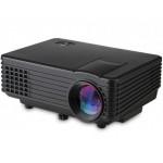 Мини LED проектор RD805 (800 люмен) + TV