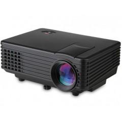 Мини LED проектор RD805 (800 люмен) + TV / USB / SD / HDMI / VGA