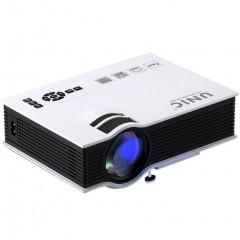 Светодиодный ультрапортативный LCD проектор Unic UC40+ (USB / SD / HDMI / IP / ИК)