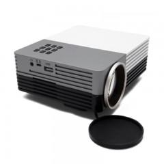 Мультимедийный портативный мини-проектор GM50 3D HD (USB / SD / AV / VGA / HDMI)