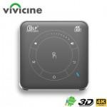 Лазерный DLP 3D мини-проектор Vivicine P11