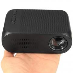 Mини-пpoeĸтop LED YG-320 (400-600 люмен) (1080P Full HD  / HDMI / USB / SD)